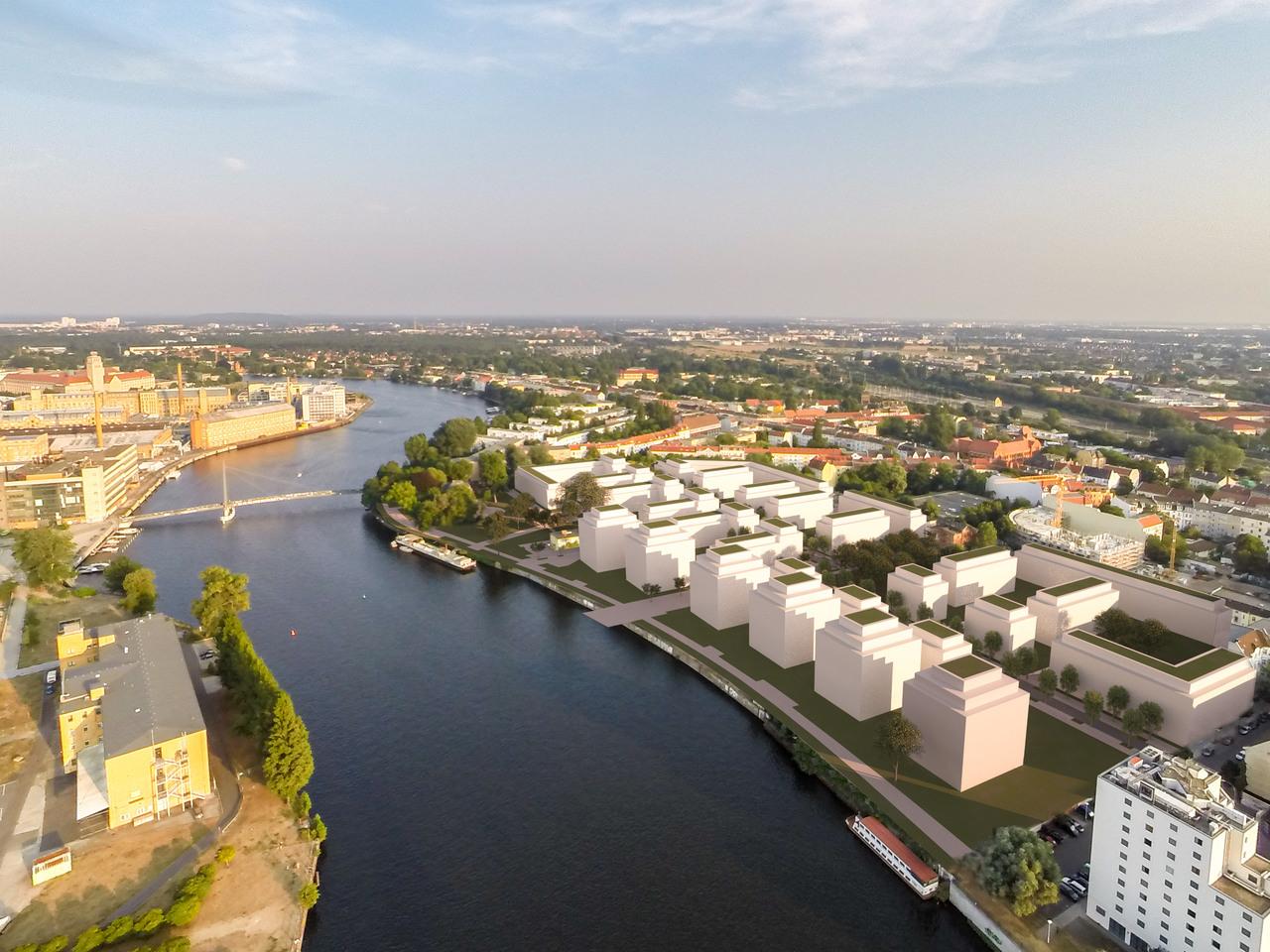 Wohnwerk Am Spreeknie Berliner Architektur Urbanistik