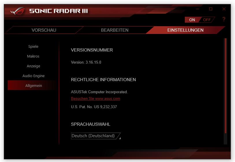 sr8ikx7 - Soundproblem ROG STRIX B560-F GAMING WIFI