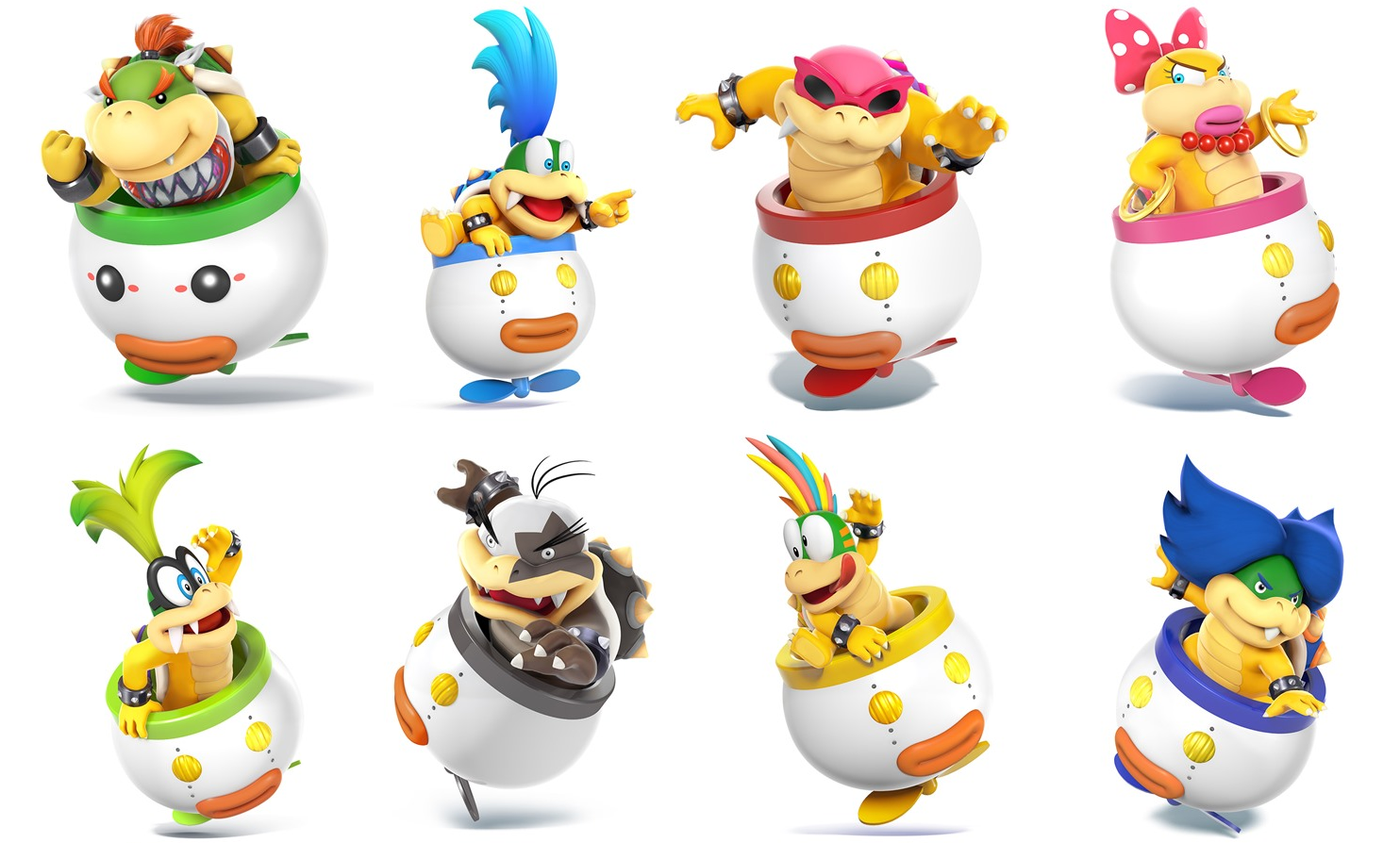 2014 Has Been The Year Of The Koopalings Neogaf