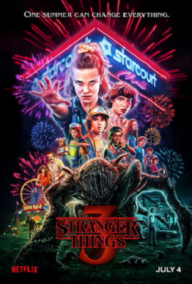 Stranger Things - Stagione 3 (2019) (Completa) WEBRip ITA ENG AC3 Avi