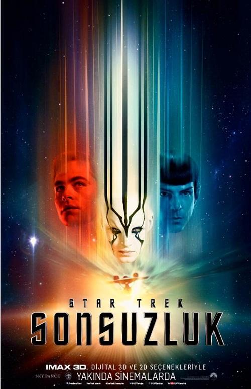 Star Trek Sonsuzluk Film İndir