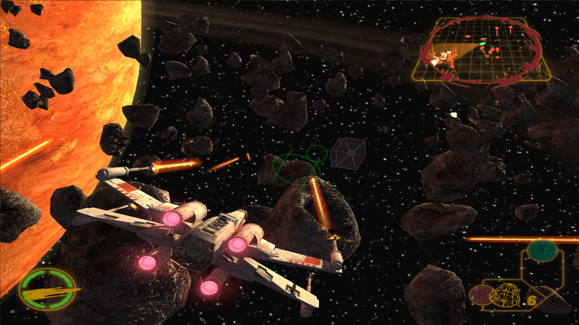 Rogue Leader and Rebel Strike now work in Dolphin | NeoGAF