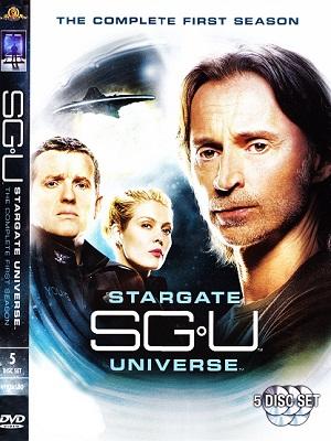 Stargate Universe - Stagione 1 (2010) (Completa) WEB-DL ITA MP3 Avi