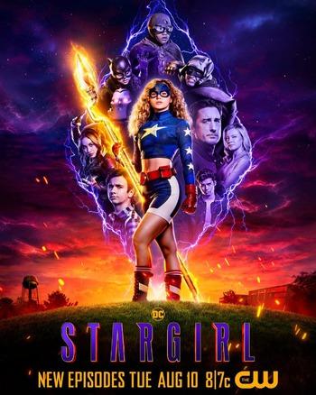 Stargirl S02E03 720p HDTV x264-SYNCOPY