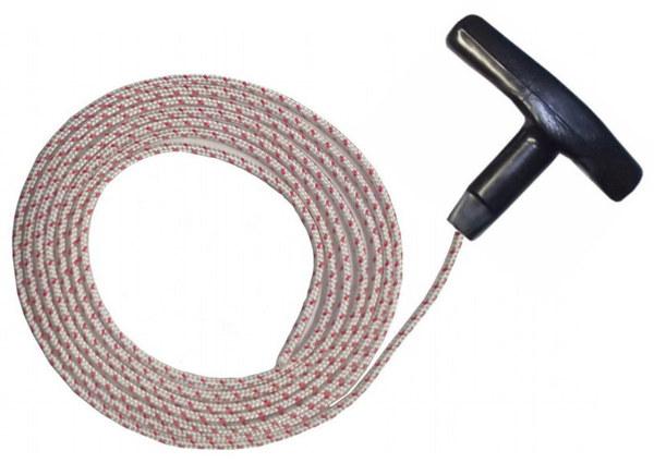 Starterseil Anwerfseil 10 m Ø 4,5 mm Motorsäge Rasenmäher Gartengeräte 10 Meter