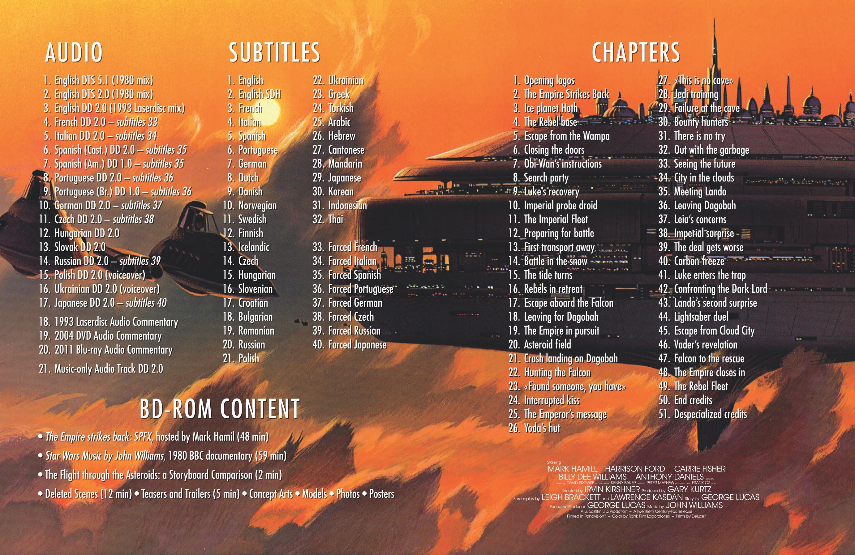 Star Wars Despecialized Edition TRiLOGIE MULTi BD50 - njvc - Filme