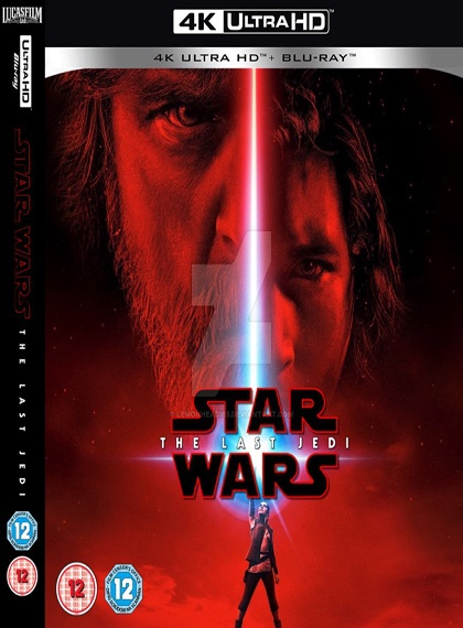 Star Wars: Son Jedi - Star Wars: Episode VIII - The Last Jedi - 2017 - 2160p - 4K UltraHD - HDR - BluRay - x265 - Türkçe Dublaj - DuaL - TR - EN - Tek Link