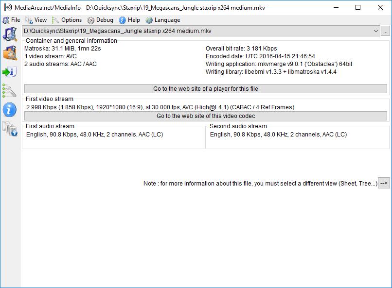 StaxRip support thread [Archive] - Page 5 - Doom9's Forum