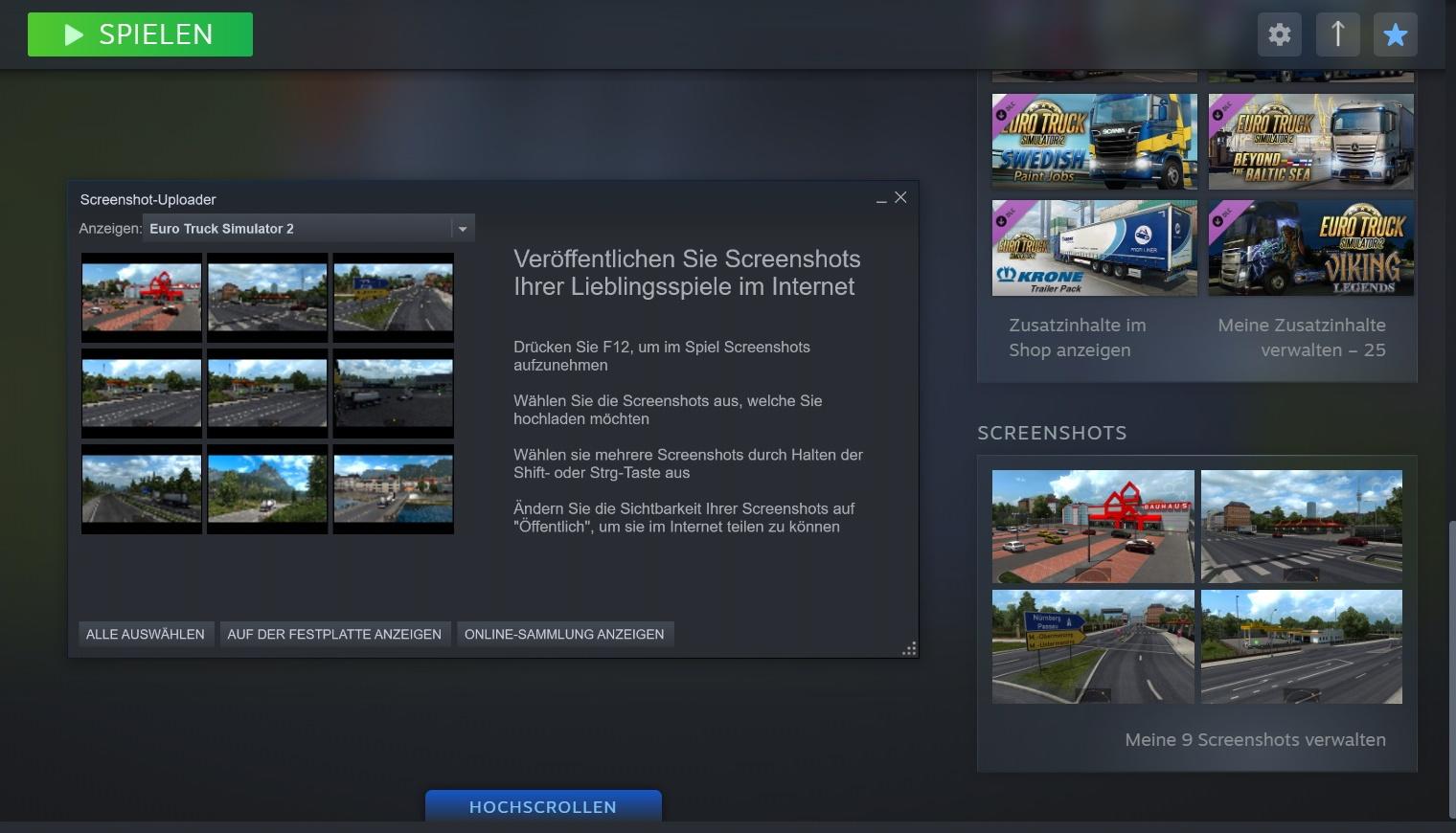 Steam Frage Steam3xdkct