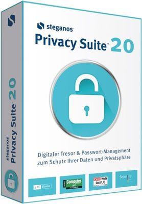 download Steganos Privacy Suite v20.0.6 Rev 12432