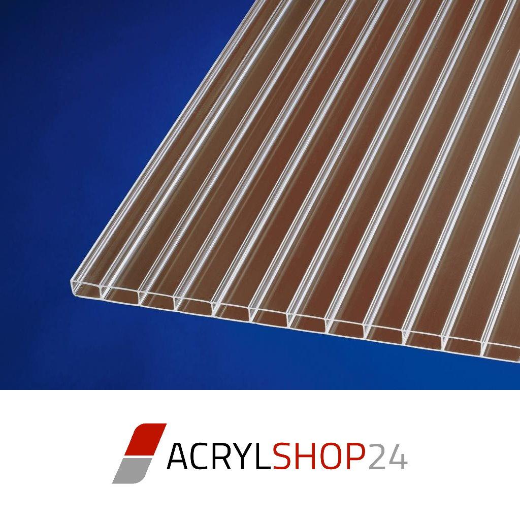 acrylglas doppelstegplatten stegplatten hohlkammerplatten sdp 16 32 opal premium ebay. Black Bedroom Furniture Sets. Home Design Ideas