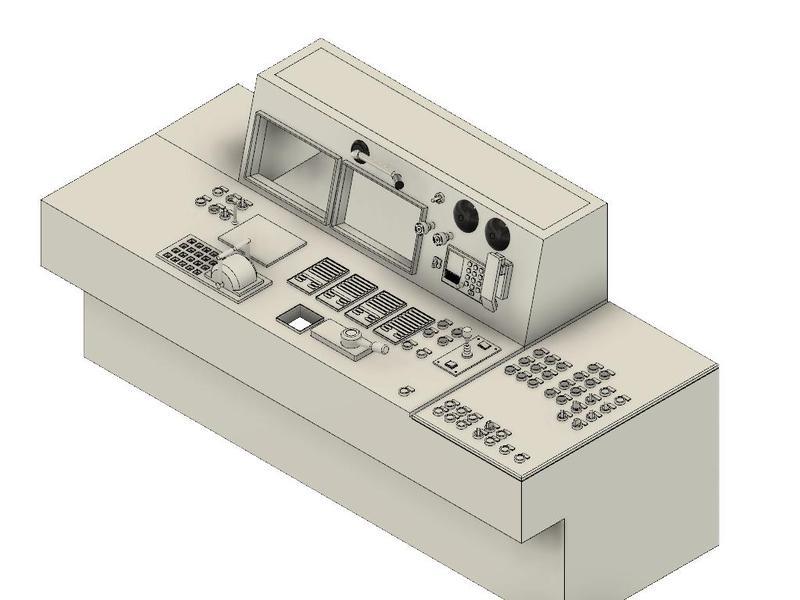 Neue Steuerpulte für die Smit Bronco in 1.25 Steuerpultsmitbroncosdhj5f