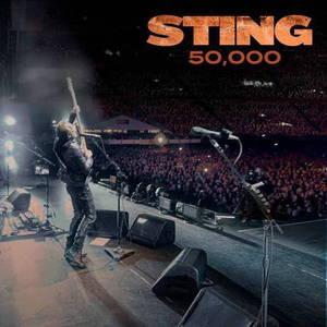 Sting - 50,000 (Single) (2016)