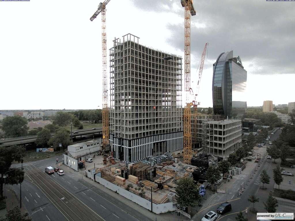 frankfurt st martin tower west tower 70m fertig. Black Bedroom Furniture Sets. Home Design Ideas
