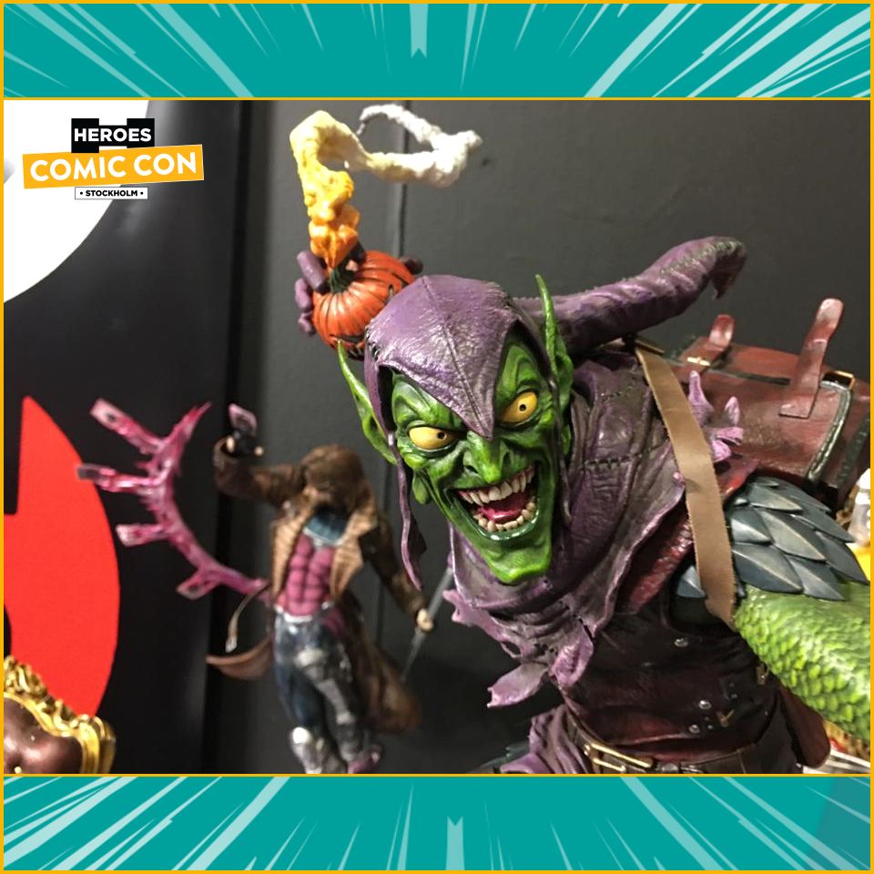 XM Studios: Coverage Comic Con Stockholm 2019 - September 13th to 15th  Stockholm1pjjg0