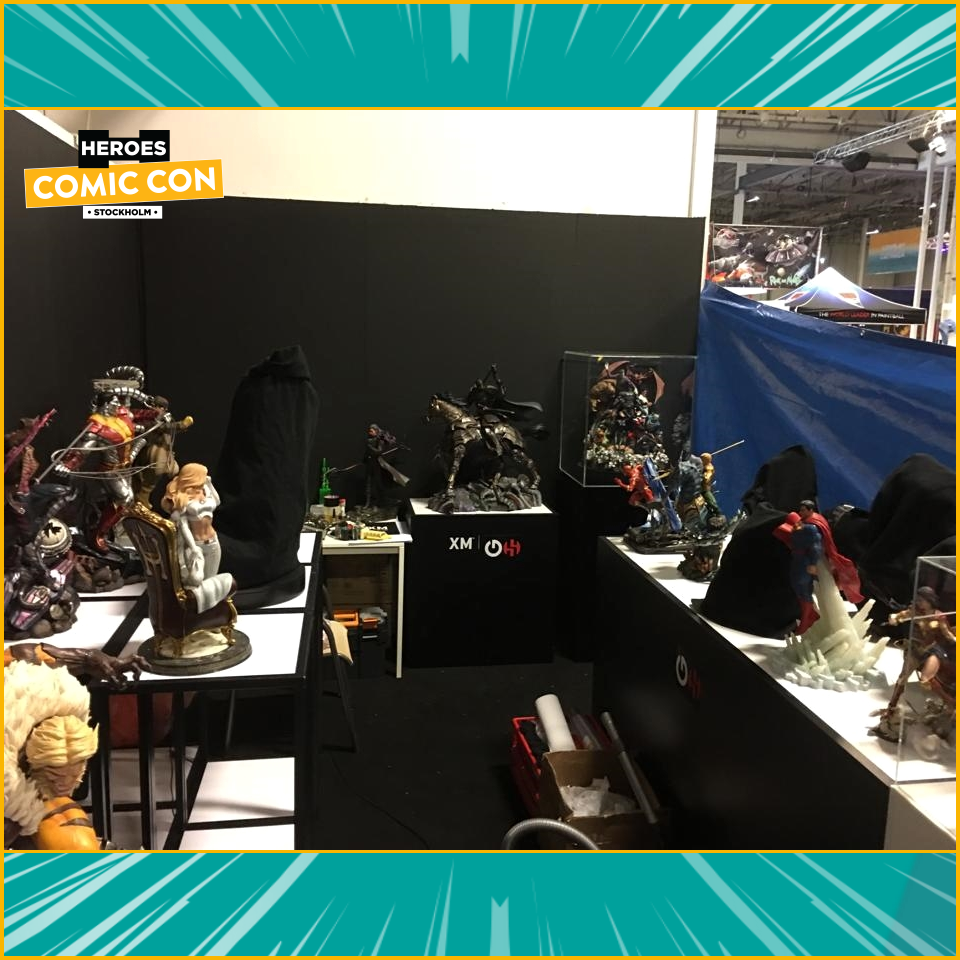 XM Studios: Coverage Comic Con Stockholm 2019 - September 13th to 15th  Stockholm960bilder4cvk47