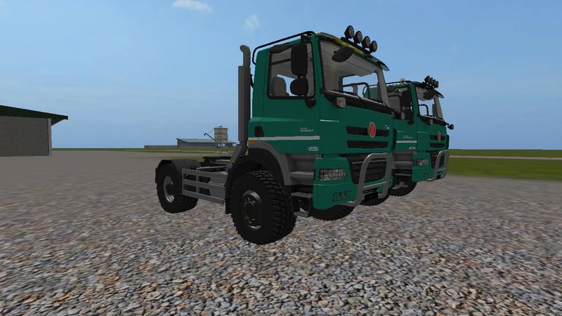 [Externe Modder] Tatra Pack Version