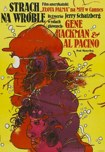 Strach na wróble - Scarecrow (1973) *DVDRip* [XviD] [Lektor PL]