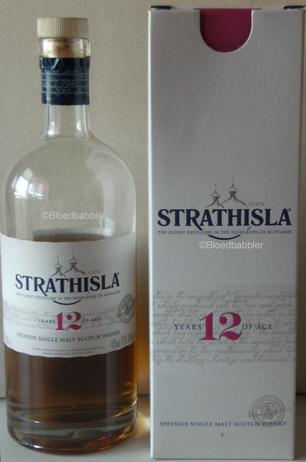 Strathisla 12 Flasche