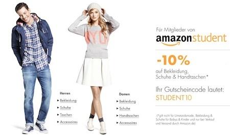 STUDENT10 Amazon