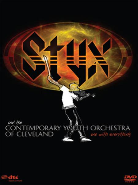 Styx And The Contemporary Youth Orchestra - One With Everything (2006) [BDRip]
