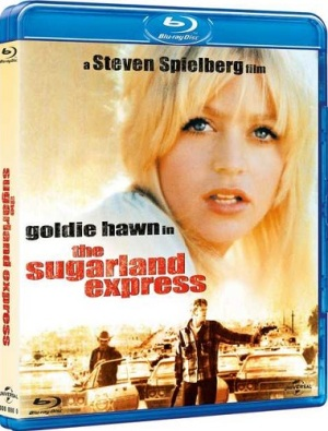 Sugarland Express (1974) Full Blu Ray DTS HDMA AVC