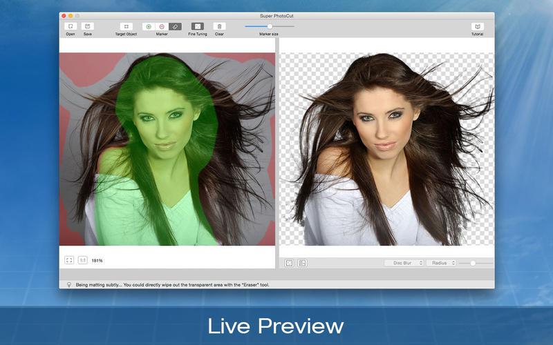 Super Photo Cut 2.0.8 for Mac