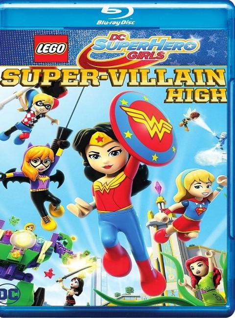 Süper Kahraman Kızlar – Lego DC Super Hero Girls: Super-Villain High | 2018 | Dual (TR-EN)