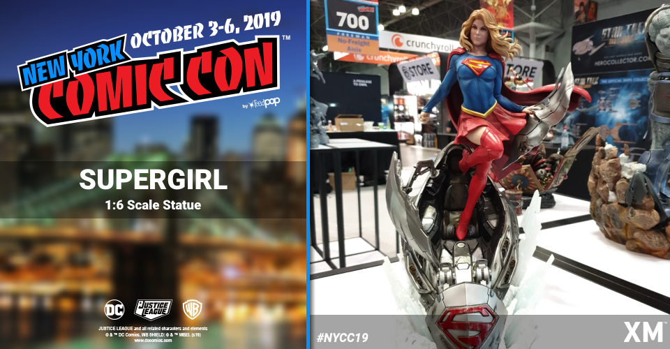 XM Studios: Coverage New York Comic Con 2019 - October 3rd to 6th  Supergirlifjzh