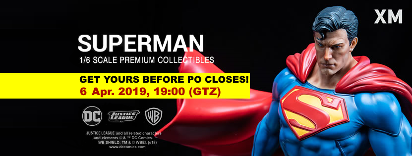 Premium Collectibles : JLA Superman 1/6**   Supermanfinalpoxhj0o