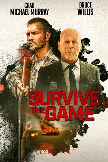 Survive the Game 2021 DVDRip XviD AC3-EVO