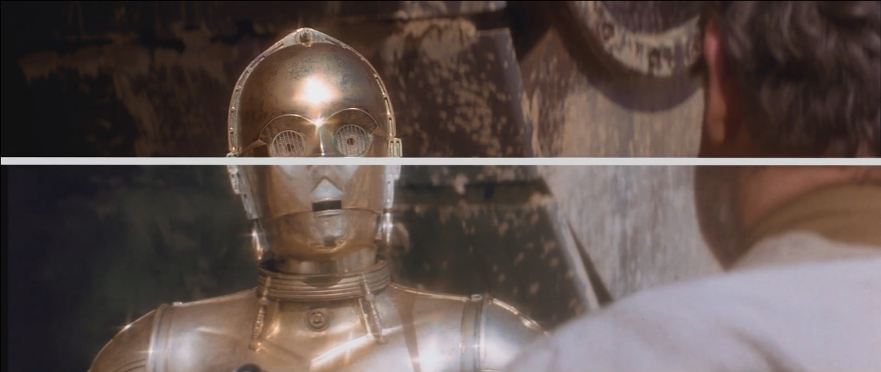 Star Wars '77 35mm restoration released   NeoGAF