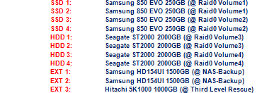 system2slu5e - Manche USB_Sticks werden erkannt andere nicht?!