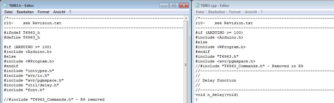 T6963C error