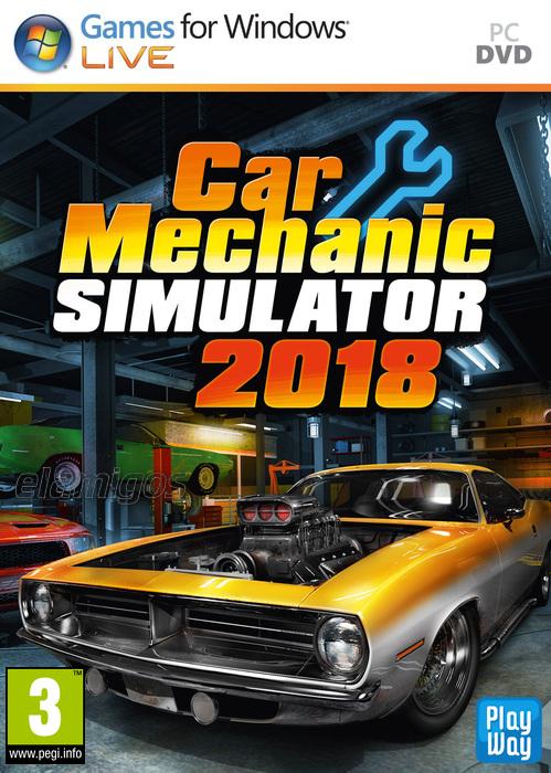 car mechanic simulator 2018 crack download
