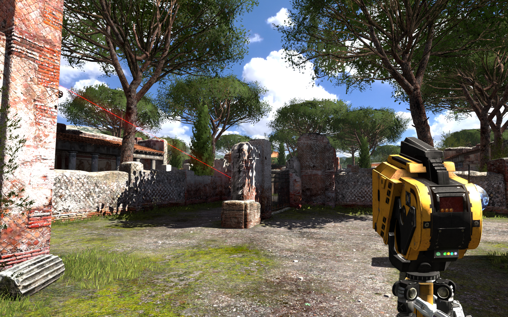 talos principle narrative review - HD 1680×1050