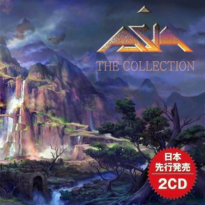 Asia - The Collection (Japanese Edition) (2016)