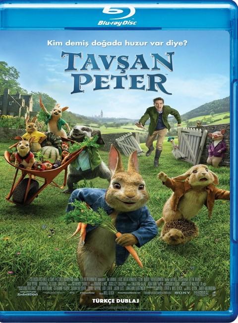 Tavşan Peter – Peter Rabbit | 2018 | Dual (TR-EN)