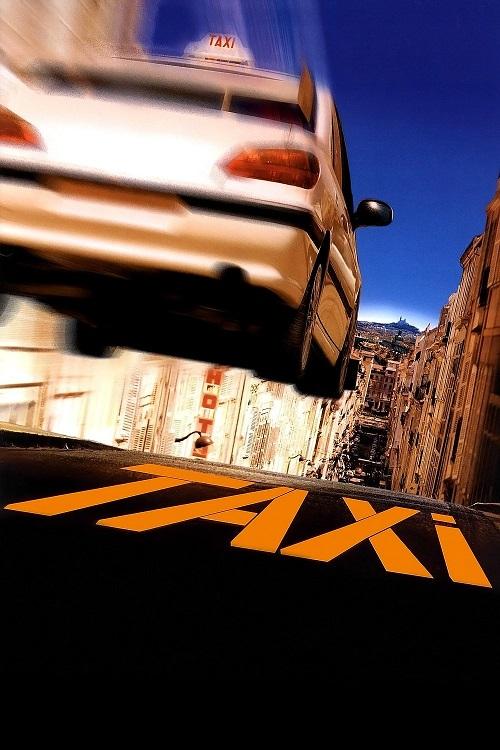 Taksi 1 – Taxi 1 (1998) Film İndir