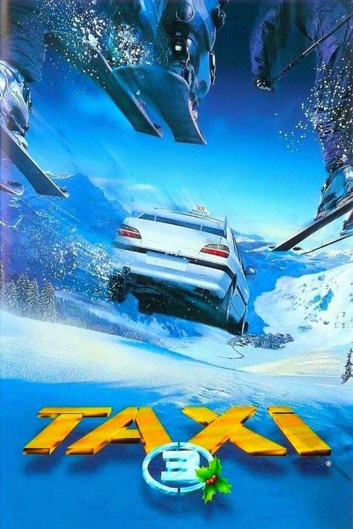 Taksi 3 Film indir