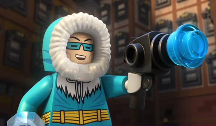 Lego DC Comics Super Heroes: The Flash Ekran Görüntüsü 2