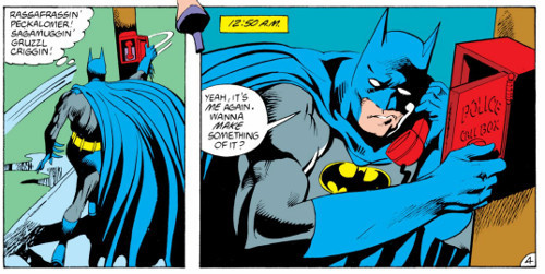 do batman and wonder woman haken up