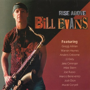 Bill Evans - Rise Above (2016)