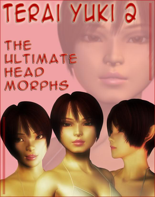 Terai Yuki 2 – Ultimate Head Morphs