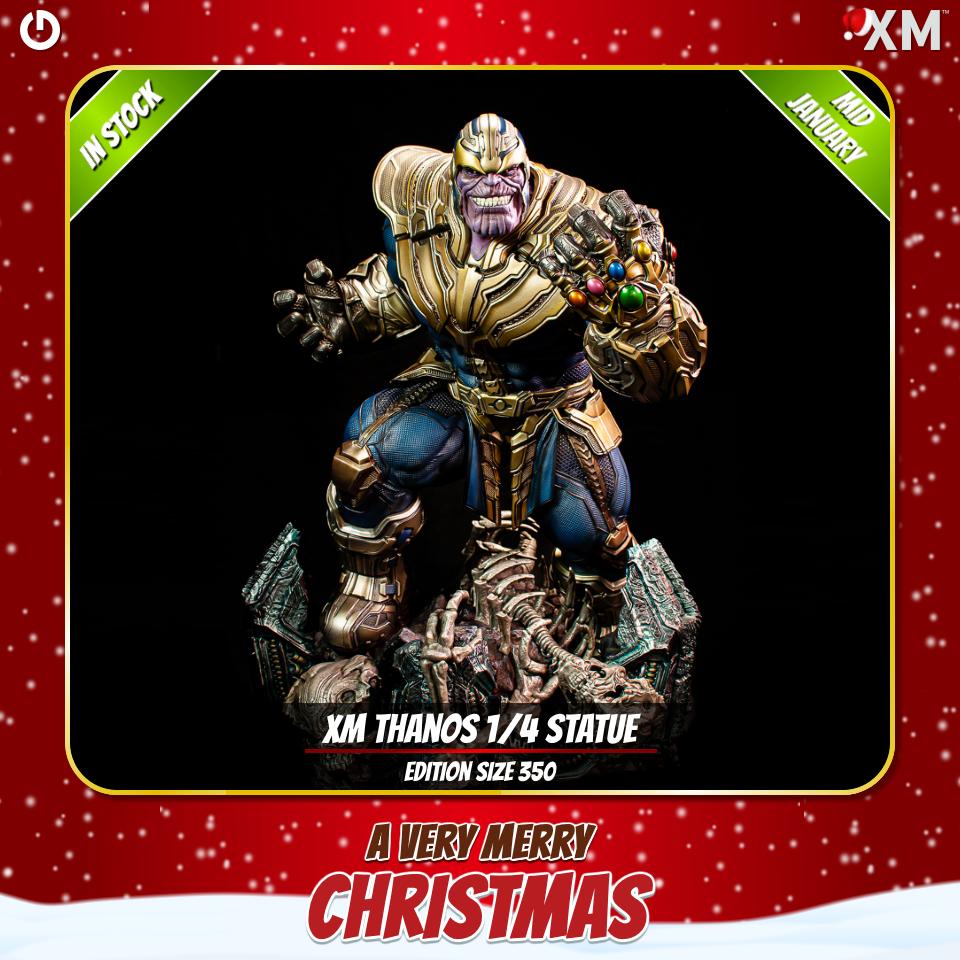XM Studios: Christmas 2020 Thanos7ukru