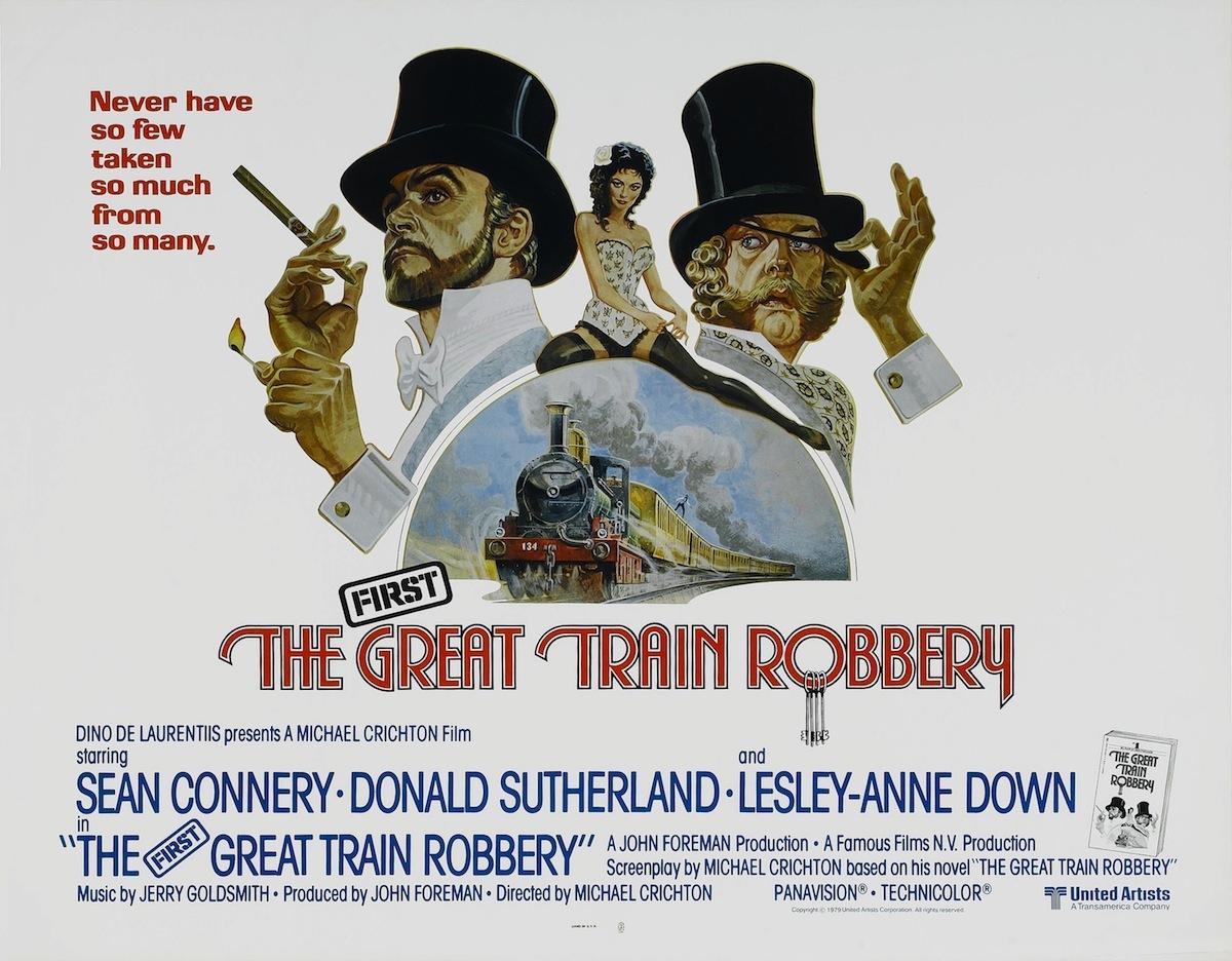 Der Große Eisenbahnraub 1979