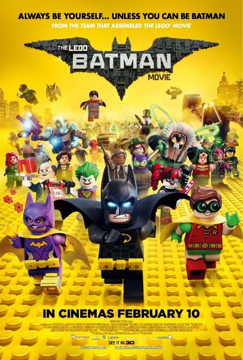 Lego Batman Filmi indir