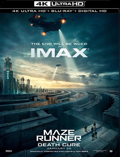 Labirent: Son İsyan - Maze Runner: The Death Cure - 2018 - 2160p - 4K UltraHD HDR HEVC - x265 - DuaL - TR - EN