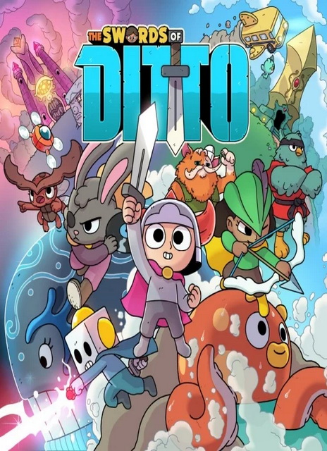 The Swords of Ditto Full indir PC
