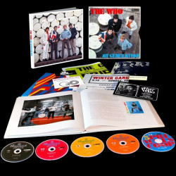 The Who - My Generation (50th Anniversary Super Deluxe Edition, 5CD) (2016)